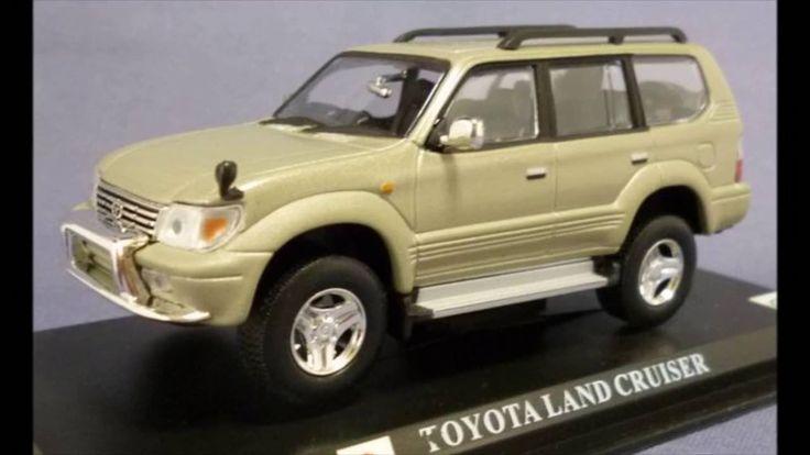 Colección Toyota 4x4 Escala 1-43 [Naves 4x4]