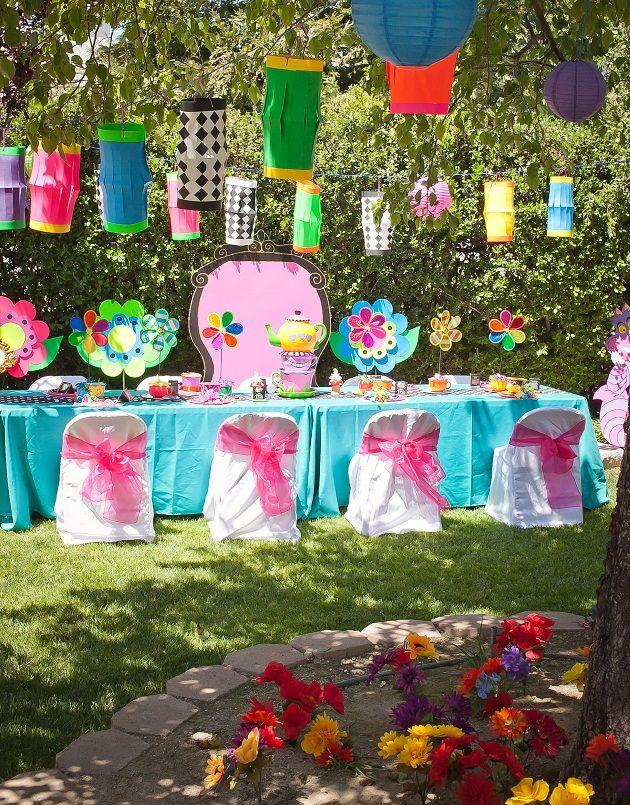 Festa di compleanno per bambini all'aperto - Fotogallery Donnaclick