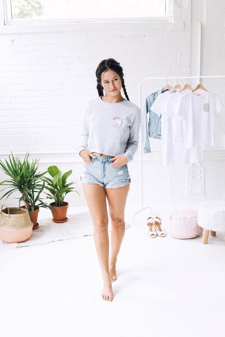 Le sweatshirt – EMMA VERDE