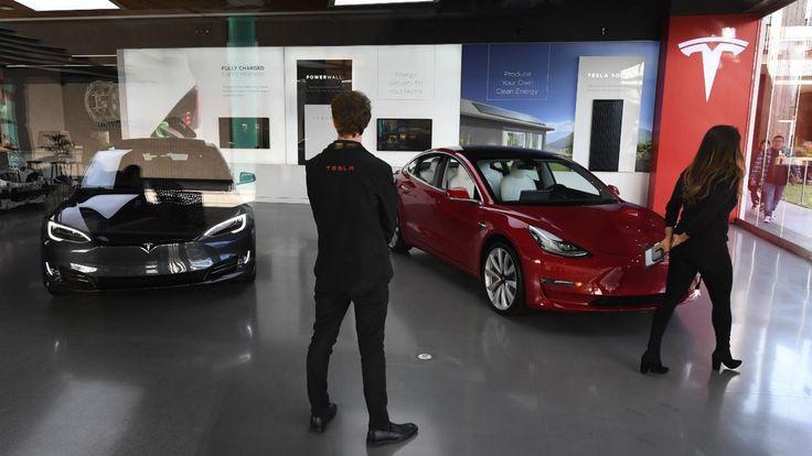 Tesla senkt Neuwagen-Preise : Model S und X werden 25 Prozent billiger