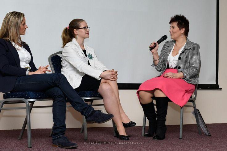 Kerekasztal beszélgető partner voltam a Vállalkozónői konferencián :) #vállalkozónő #biosminkes #biosmink #FürjesOrsolya