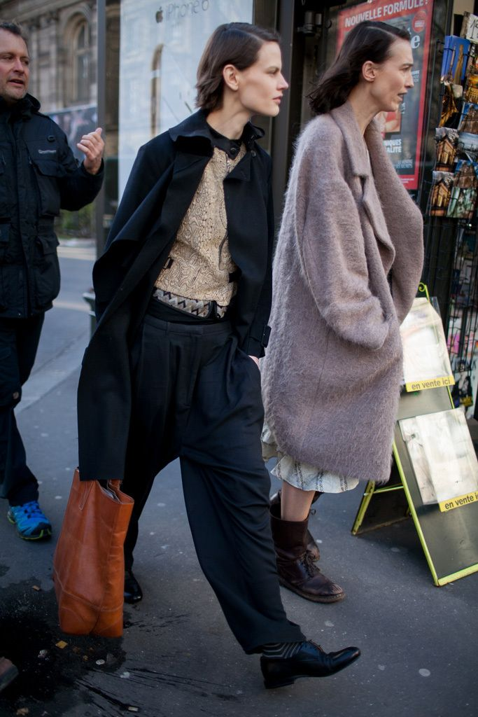 They Are Wearing: Paris FashionWeek
