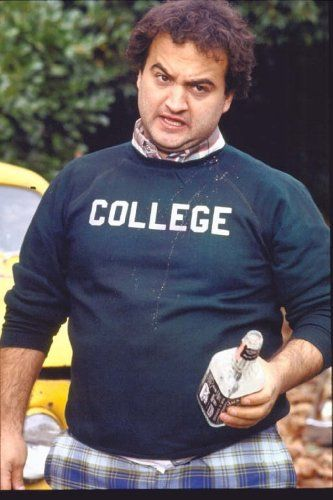 John Belushi in Animal House (1978)