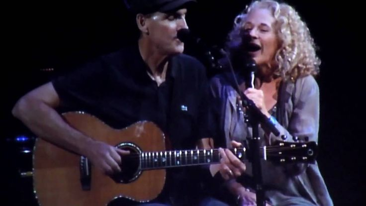 Joy James Taylor and Carole King sing You Can Close Your Eyes