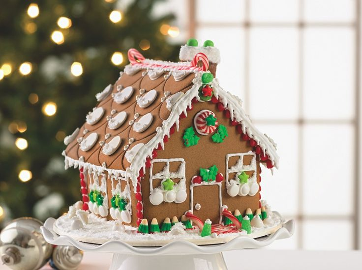 21 Best Gingerbread Houses Images On Pinterest Christmas Ideas