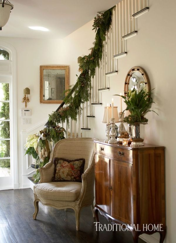 Christmas House Design 371 best christmas natural decorating images on pinterest