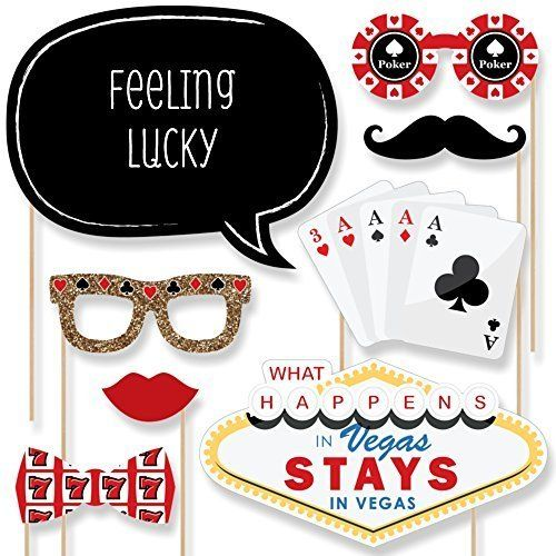 Las Vegas - Casino Photo Booth Props Kit - 20 Count Big Dot of Happiness http://www.amazon.com/dp/B011AAXQW2/ref=cm_sw_r_pi_dp_kndNwb1PBAXWM