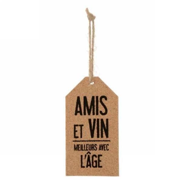 AMIS ET VIN étiquette à vin, amis, vin, étiquette à vin, étiquette, accessoires bar, bar, cuisine, zaxe