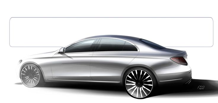 MERCEDES-BENZ E-CLASS, EMOTION AND INTELLIGENCE - Auto&Design