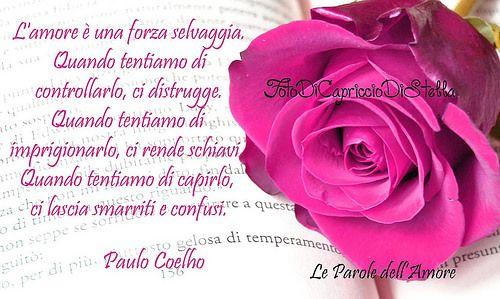 Le Parole Dell'Amore - Paulo Coelho