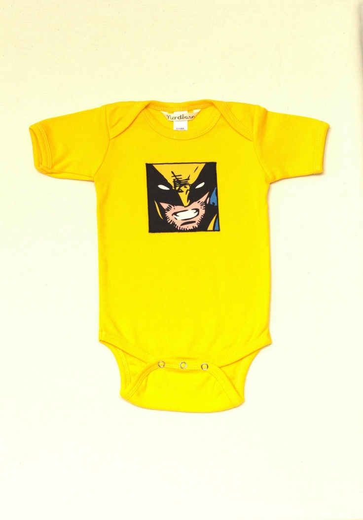 Baby Clothes Near Me Extraordinary 25 Best Wolverine Images On Pinterest  Child Room Marvel Nursery Decorating Inspiration