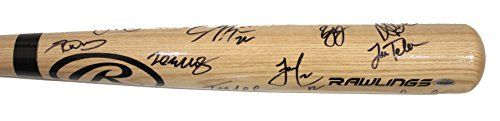 Michael Brantley Cleveland Indians Signed Baseball