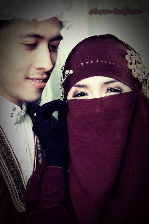 masha Allah - rockin' that niqaab!