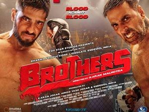 Brothers (by Dharma Productions 2015) Movie Review