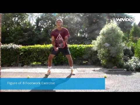 Tennis Fitness | Exercises at Home - YouTube