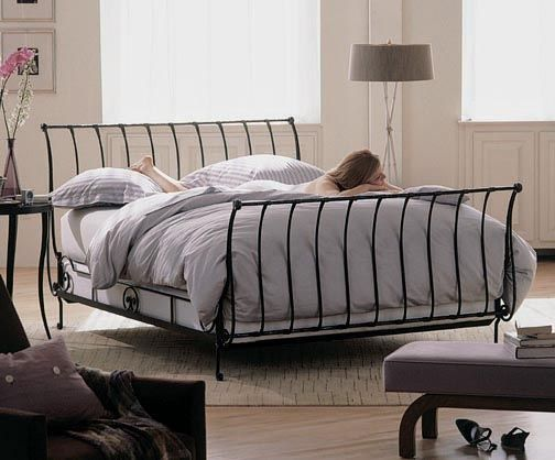 This is my bed: The Paris Sleigh Bed, by Charles P. Rogers! I have ...