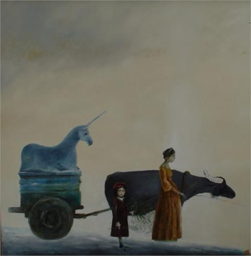 The Journey of the Second Unicorn - Stefan Caltia 2005