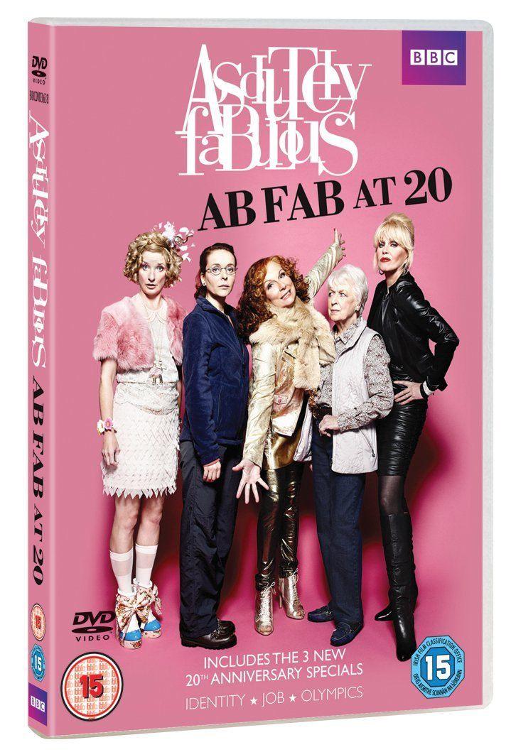 Absolutely Fabulous: Ab Fab at 20 - The 2012 Specials DVD: Amazon.co.uk: Jennifer Saunders, Joanna Lumley, Julia Sawalha, Jane Horrocks, June Whitfield: DVD & Blu-ray