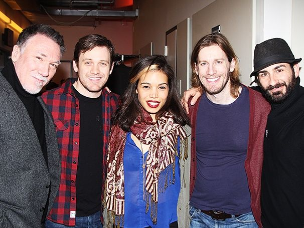Meet Michael Arden, Ciara Renee and the cast of THE HUNCHBACK OF NOTRE DAME