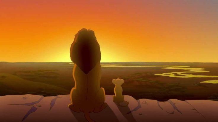 Disney - Der König der Löwen - Offizieller Clip - Mufasa lehrt seinen Sohn