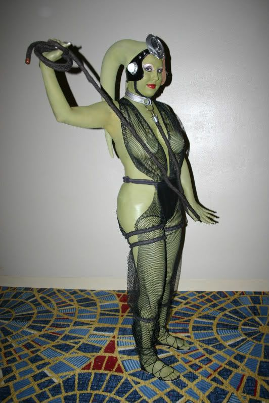 Twi Lek Dancer Costume Forum And Costume Controls Sci