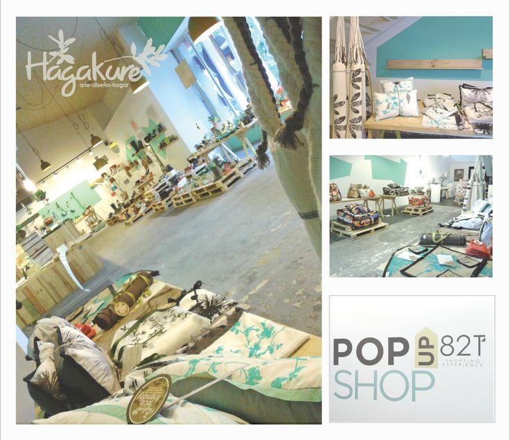 Hagakure Hogar y nuestros productos en la tienda POPUPSHOP en el tercer piso del 82Trends Almacen de Moda en la Zona T de Bogota