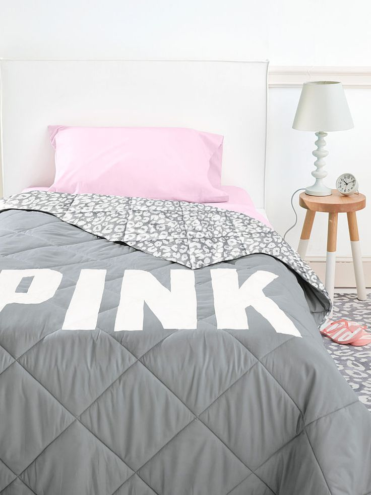 Teen Decor And Bedding Ideas~ Bed In A Bag   PINK   Victoriau0027s Secret