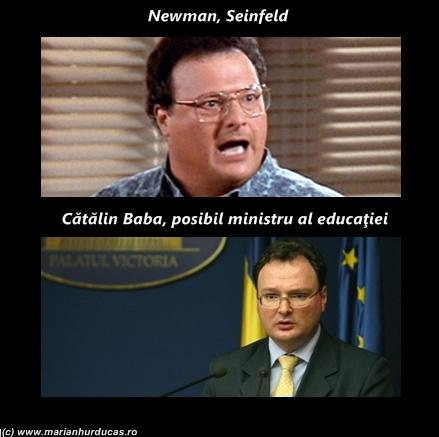 Remember Newman?