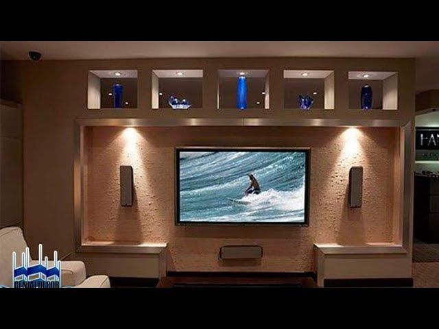 150 Modern Wall Niche Design Ideas Home Wall Decoration Catalogue 2019 Living Room Tv Wall Tv Decor Niche Design