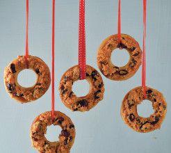 Caramel Crunch Wreaths #Dessert #Recipe #SouthAfrica