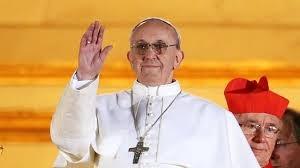 Quando Jorge Mario Bergoglio ganhou a votação do conclave papal para novo papa ontem (13 de março), ele também anunciou seu novo nome: Francisco I.