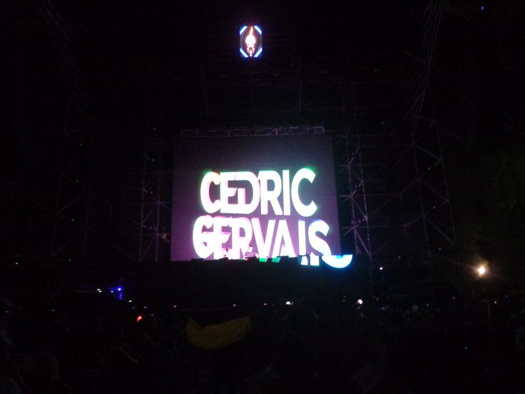 Cedric Gervais en #Summerland Cartagena