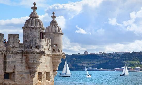Lisbon, Portugal is one of the Top 25 Destinations in the World -  Best Destinations in the World - Travelers' Choice Awards 2015 - via TripAdvisor 18.02.2015  Photo: Belém Tower and Tagus River, Lisbon