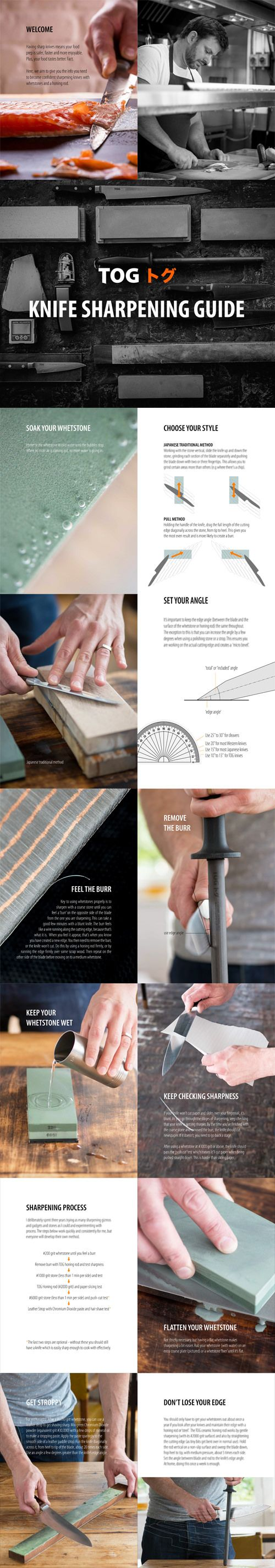 best 25 how to sharpen knives ideas on pinterest