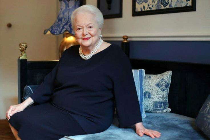 "Congratulations, Dame Olivia!  Queen Elizabeth II has made Olivia de Havilland a Dame Commander of the Order of the British Empire in the Queen's Birthday Honours List!  ""To receive this honour as my 101st birthday approaches is the most gratifying of birthday presents,"" says Dame Olivia."