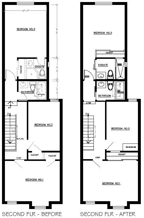 only show row house floor plans | only show row house floor