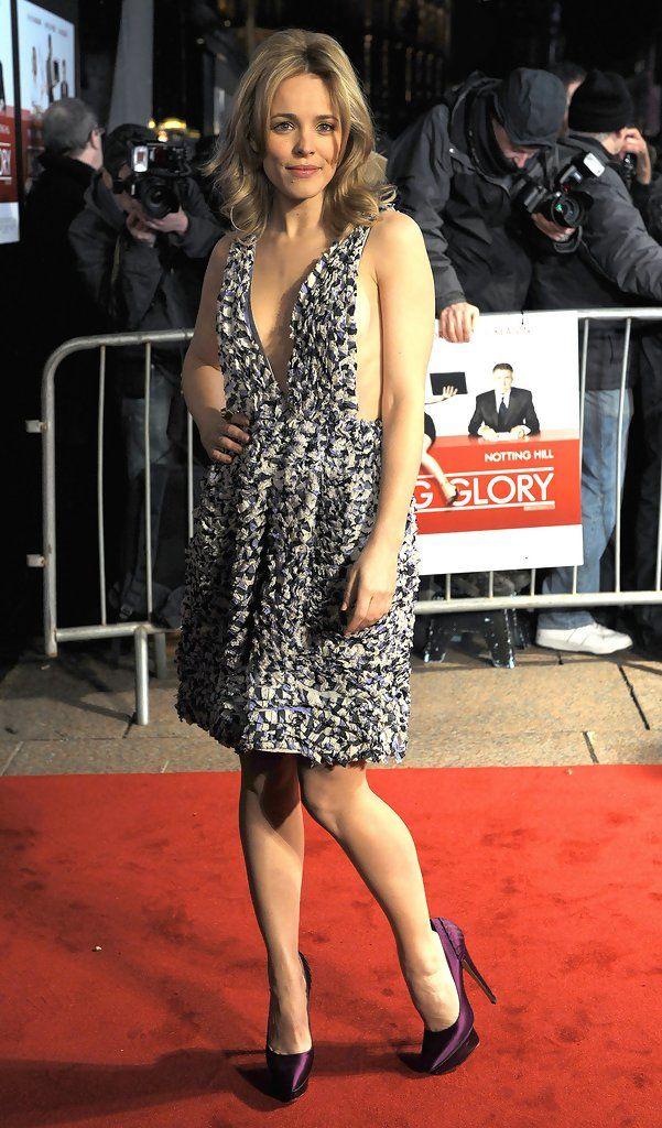 Splendid paragon of beauty Rachel McAdams
