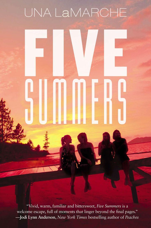 Five Summers #PenguinTeen #SummerReads
