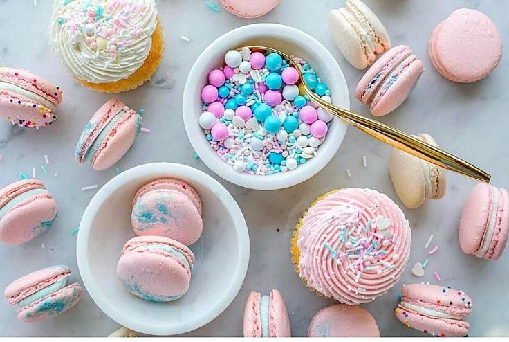 "1,335 Likes, 5 Comments - FANCY SPRINKLES® (@fancysprinkles) on Instagram: ""Cotton Candy Kiss magic from @joyandsweets ....get these sprinkles in our online store today!"""