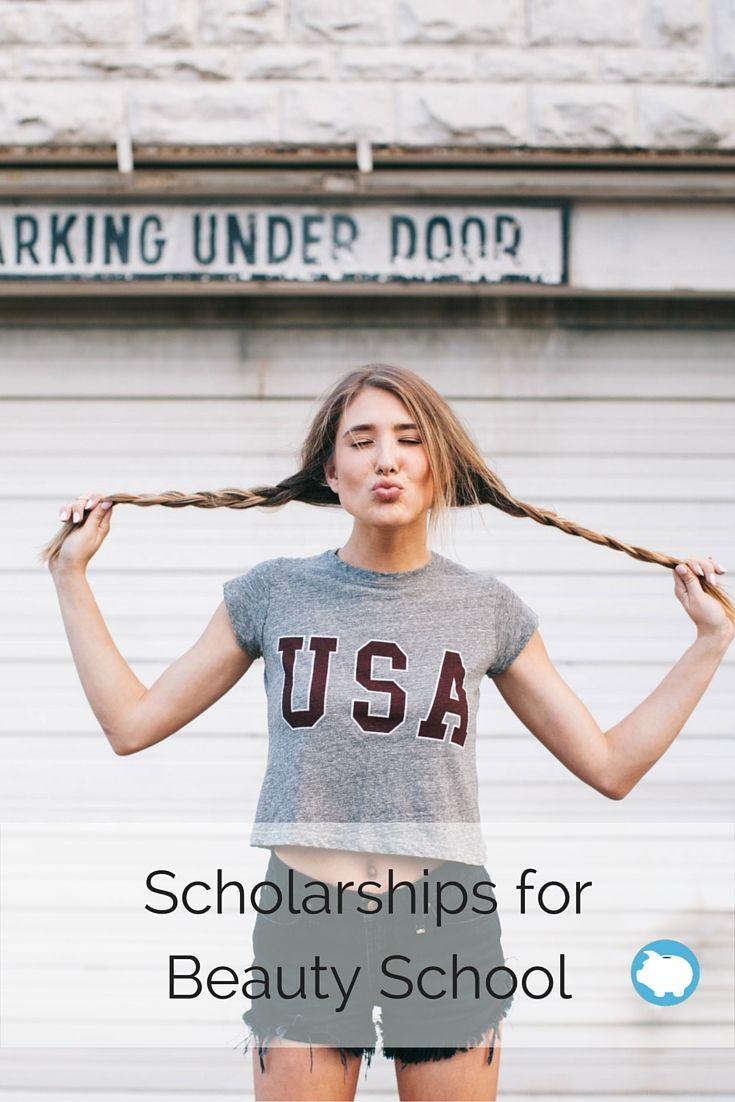 Interested in attending beauty school?  Then these scholarships are perfect for you!