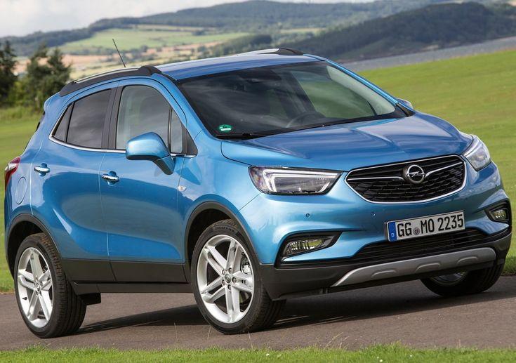 2017 Yeni Opel Mokka X