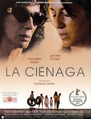 La Ciénaga - marks not only the brilliant Lucrecia Martel's entrance into the Criterion Collection