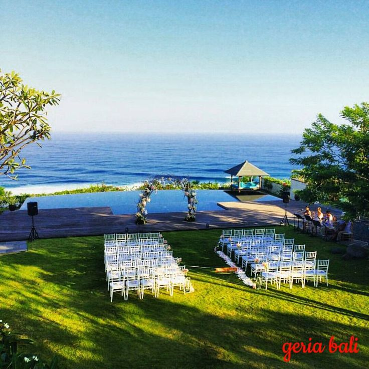 On the #southernmost edge of Bali's Bukit Peninsula, high above the Indian Ocean and the white sands of #Pandawa #Beach, yet less than 30 minutes from the #airport, designed by internationally...