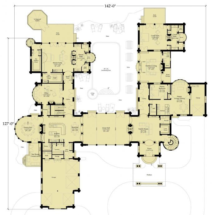 547 Best More Floor Plans Images On Pinterest Floor