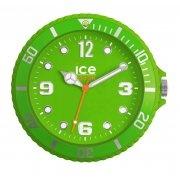 Ice Clock Ice Wall Clock - Green