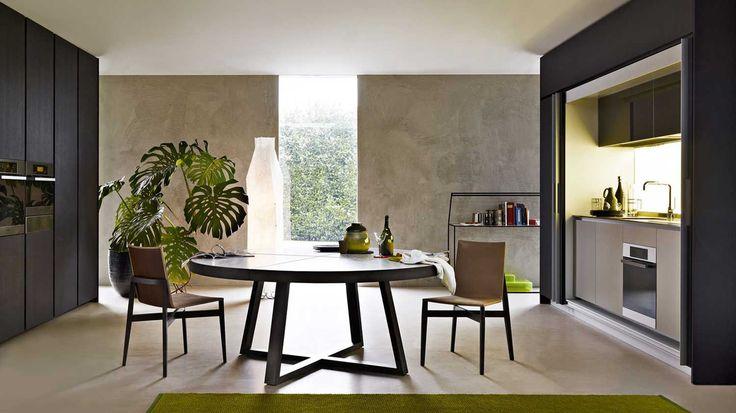 Oltre 25 fantastiche idee su Sedie per tavolo da pranzo su  : 4ffaab30807e066a4bddb065fb7e4e00 dinning table round dining tables from it.pinterest.com size 736 x 413 jpeg 48kB