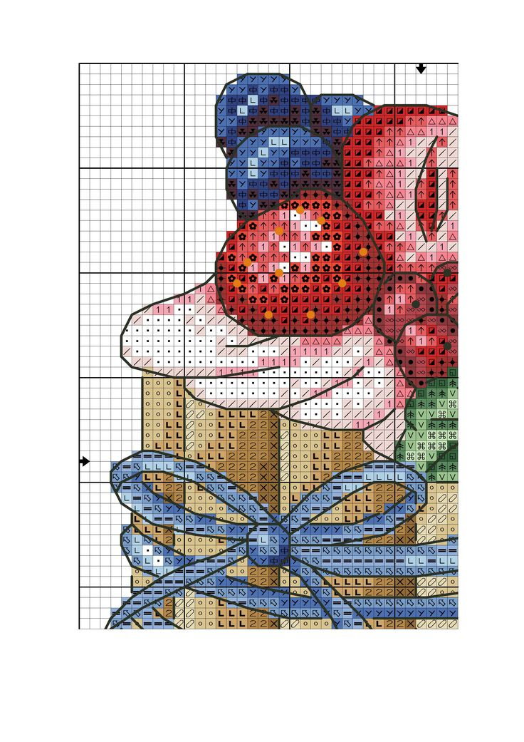 Crossstitch cupcake1