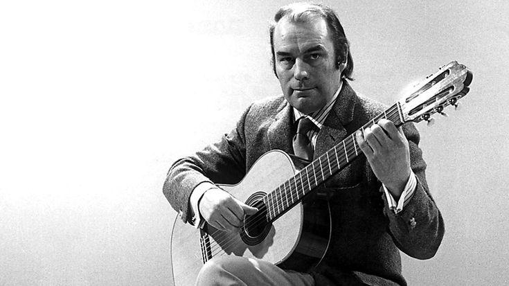 Classical Guitar Virtuoso Profile: Julian Bream