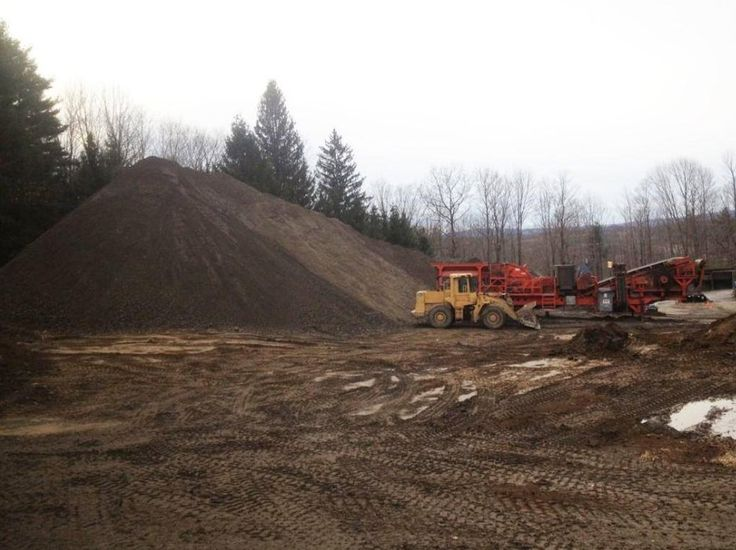 It's that time of year again. Give us a call to schedule your next topsoil delivery (518) 203-5115