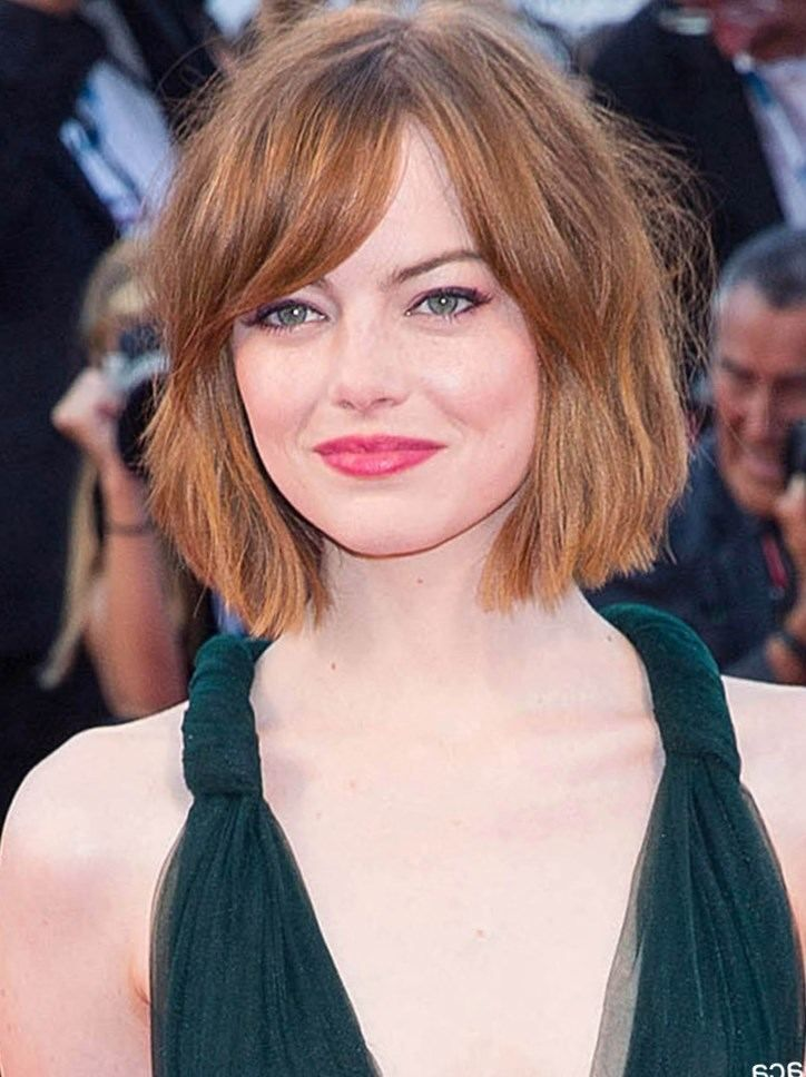 17 Best ideas about Coiffure Courte Visage Rond on Pinterest ...